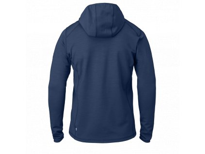 Fjällräven Keb Fleece Hoodie storm-night sky