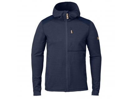Fjällräven Keb Fleece Hoodie storm night sky