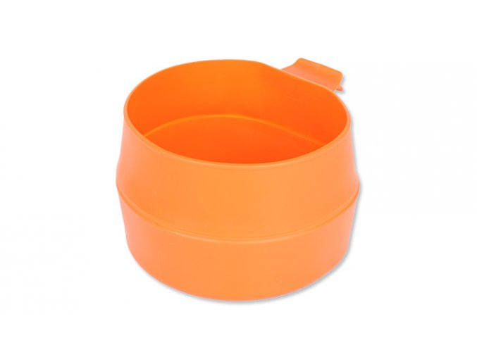 Wildo Fold-A-Cup Big 600 ml - orange