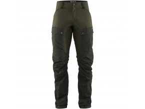 Fjällräven Keb Trousers regular deep forest