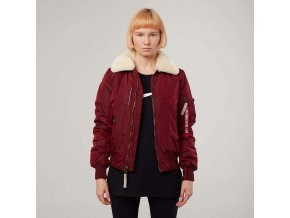 injector iii wmn burdundy alpha industries 143001184 3