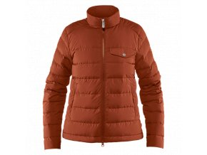 Greenland Down Liner Jacket W autumn leaf