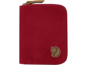 Fjällräven Zip Wallet deep red