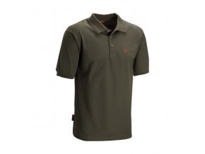Fjällräven Crowley Pique Shirt Men dark olive