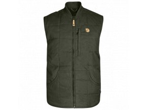 Fjällräven Grimsey Vest Men deep forest