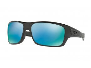 Oakley Turbine Polished black/prizm deep water polarized