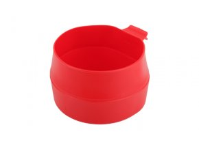 Wildo Fold-A-Cup Big 600 ml - red