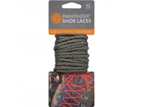 UST ParaTinder Tkaničky Shoe Laces green/camo