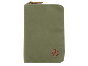 Fjällräven Passport Wallet green