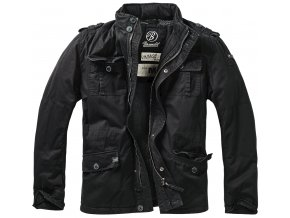 Bunda Brandit Britannia Winter Jacket - black