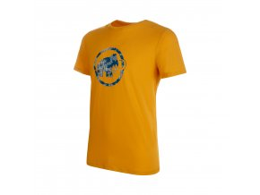 Mammut Logo T-Shirt Men golden