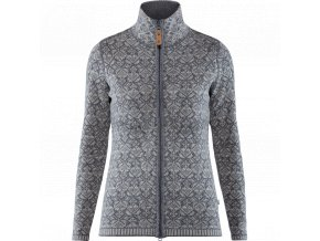 Fjällräven Snow Cardigan Women - Grey