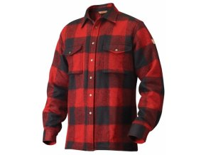 Fjällräven Canada Shirt Men - Red