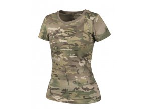 Helikon T-Shirt Womens Cotton camogrom