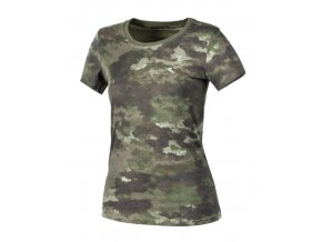Helikon T-Shirt Womens Cotton legion forest