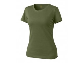 Helikon T-Shirt Womens Cotton US green