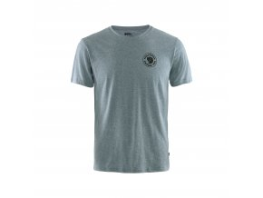 Fjällräven 1960 Logo T-shirt M uncle blue-melange