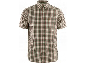 Fjällräven Ovik Shirt SS laurel green