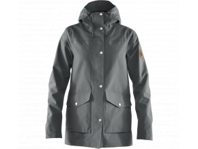 Fjällräven Greenland Eco-Shell Jacket Woman Dusk