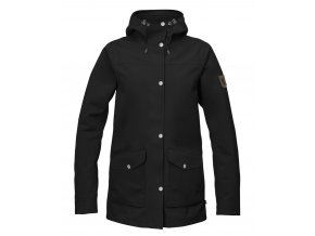 Fjällräven Greenland Eco-Shell Jacket Woman Black