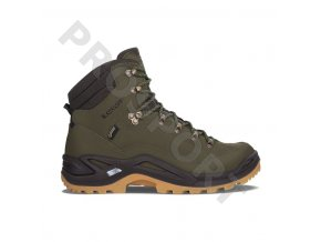 Boty Lowa Renegade gtx mid forest