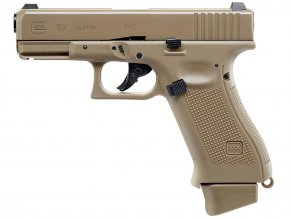 Airsoft pistole Glock 19X BlowBack AGCO2