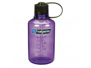 Láhev Nalgene Narrow Mouth 500ml purpel