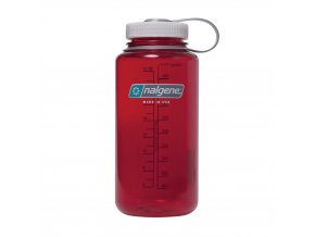 Láhev Nalgene Wide Mouth 1L Outdoor Red