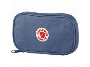Peněženka Fjällräven Kanken Travel Wallet Blue Ridge