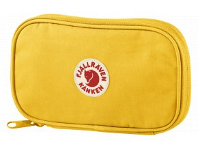 Peněženka Fjällräven Kanken Travel Wallet Warm Yellow