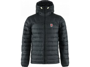 Bunda Fjällräven Expedition Pack Down Hoodie M black
