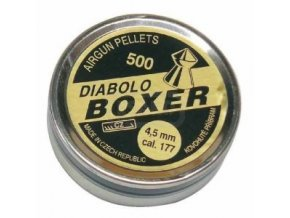 Diabolo Boxer 4,5mm - 500ks