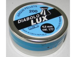 Diabolo Lux 4,5mm 200ks