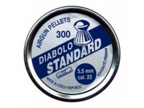 Diabolo Standard 5,5mm - 300ks