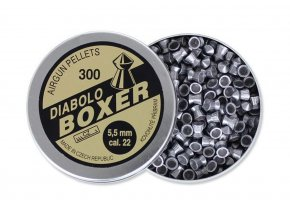 Diabolo Boxer 5,5mm - 300ks