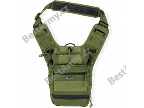 Maxpedition Colossus versipack - green