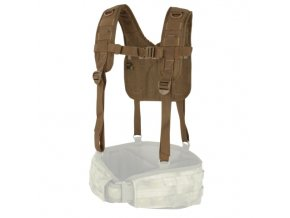 Condor Outdoor - Nosné popruhy H-Harness Coyote brown