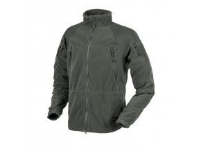 Bunda Helikon STRATUS® HEAVY FLEECE TAIGA GREEN