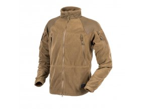 Bunda Helikon STRATUS® HEAVY FLEECE COYOTE