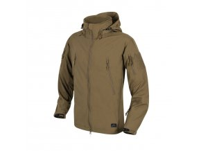 Bunda Helikon TROOPER softshell MUD BROWN