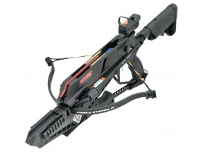 Kuše Beast Hunter Cobra RX Adder 130lbs black