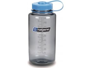 Nalgene Wide Mouth 1000ml Gray