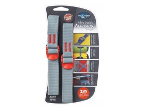Popruh Sea To Summit 20mm Tie Down Accessory Strap with Hook 2m - Red