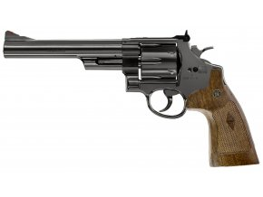 """Airsoft Revolver Smith&Wesson M29 6,5"""" burnished metal AGCO2"""