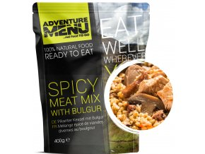 Spicy meat mix with bulgur p scaled
