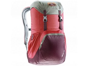 Batoh Deuter Walker 20 cranberry-aubergine
