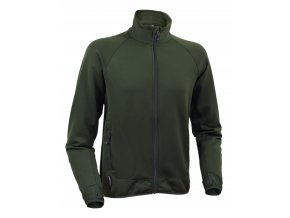 Warmpeace Swan Trevor Powerstretch alpine green XL