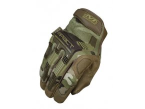 Rukavice taktické Mechanix M-Pact multicam