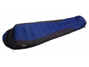 Spacák Warmpeace Viking 600 Wide Levý 180cm navy