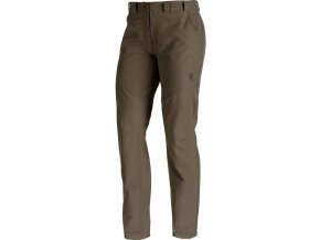 Mammut Hiking Pants Woman bistre